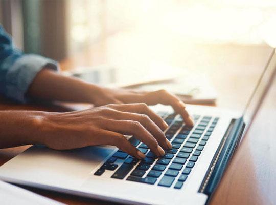 Entreprise en ligne