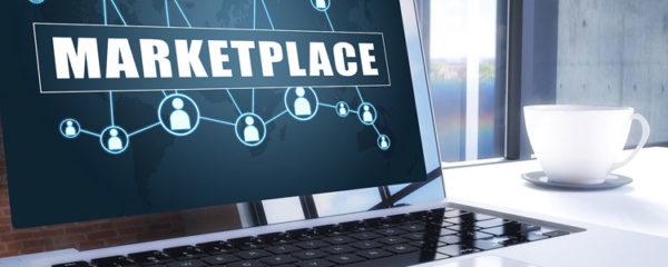 créer un marketplace
